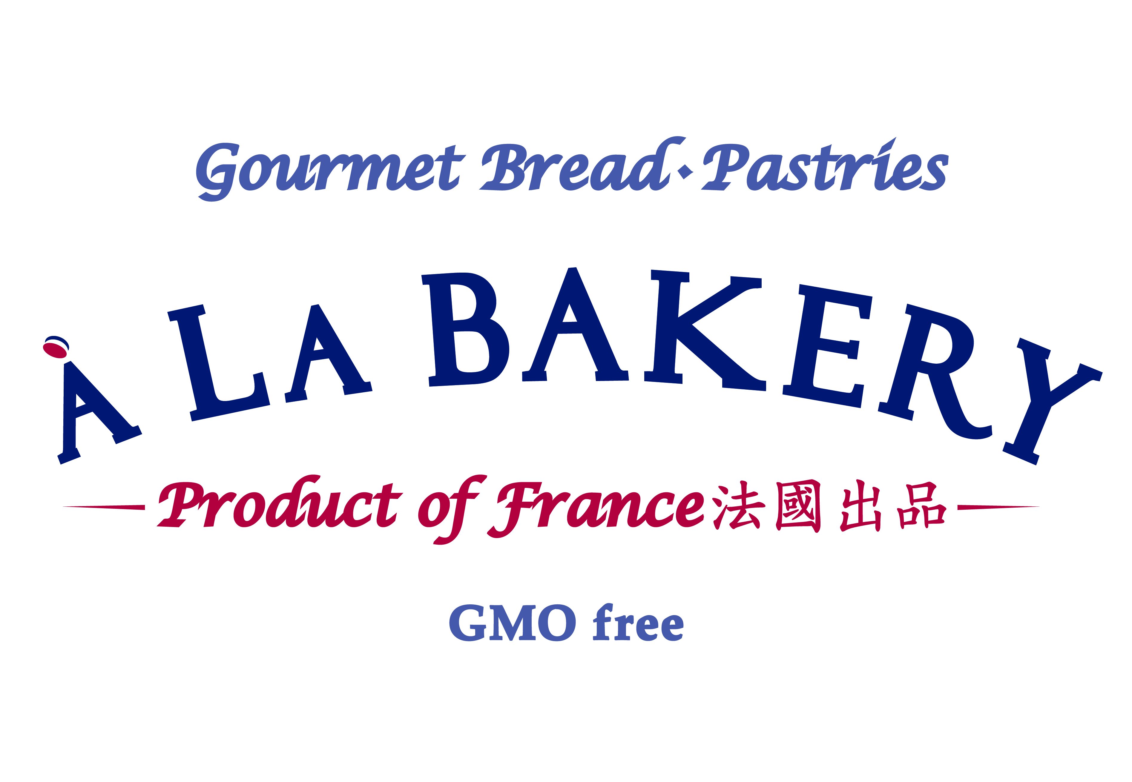 Logo_A LA Bakery_Product of France-both CMYK-01