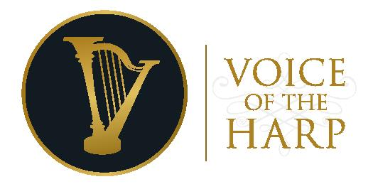 Voice of the HARP_Logo no shadow